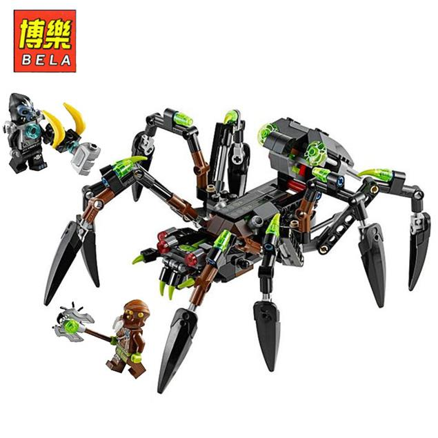BELA 291pcs Sparratus Spider Stalker Chimaed Building Blocks Bricks For Children Gift Kids Toys Legoelieds<br><br>Aliexpress