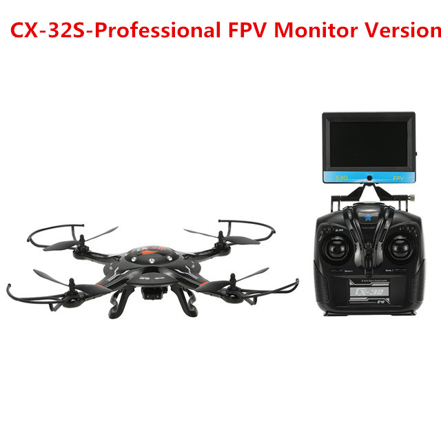2016 newest Cheerson CX 32W CX 32S Professional rc font b drone b font Original 4CH