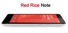 Xiaomi Redmi Note 4G LTE Original Mobile Phone Red Rice Note Qualcomm Quad Core 2GB RAM