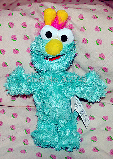 Sesame Street Plush Honker Doll Largest Honker Dolls Ever Produced by Sesame Street 23cm Plush Toys(China (Mainland))