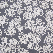 Buy hq026 1 Yard Brother Sister Cotton Woven Fabric Elegance Scroll Gray, W105 for $8.00 in AliExpress store
