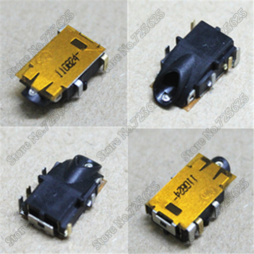 3.5mm Audio jack for Tablet PC Tablet PC Asus Pad TF700T Series headphone connector 10pcs(China (Mainland))