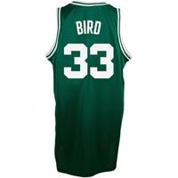 Heren boston larry vogel groene throwback jersey, goedkope basketbal jerseys van larry vogel met gestikt logo's