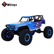 Buy RC Car WLtoys 10428A 2.4G 1:10 Scale 540 Brushed Motor Remote Control Electric Wild Track Warrior mi Car Toys VS wltoys a959 for $155.09 in AliExpress store