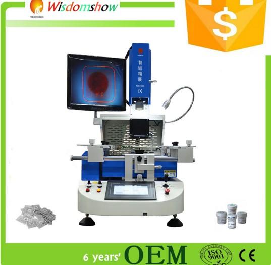 WDS-620 BGA INFRARED REWORK STATION For XBOX 360 PS3 chips soldering reballing station(China (Mainland))
