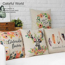 European-style Pastoral Cushion Covers Pillow Cover