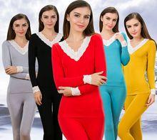 JIALIGUO brand winter  Women sexy thermal underwear/ comfort  long johns /womens sexy slim fitted thermal underwear(China (Mainland))