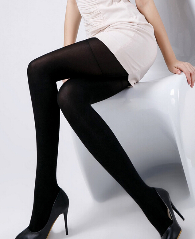 680D Highly Density all Seasons Compression Shaper Panthose Stocking(China (Mainland))