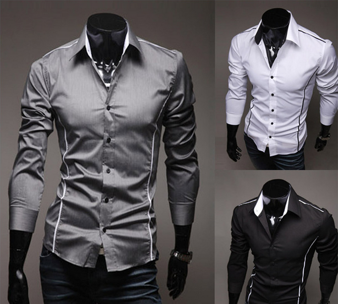 Online Get Cheap Formal Shirts Suits -Aliexpress.com | Alibaba Group