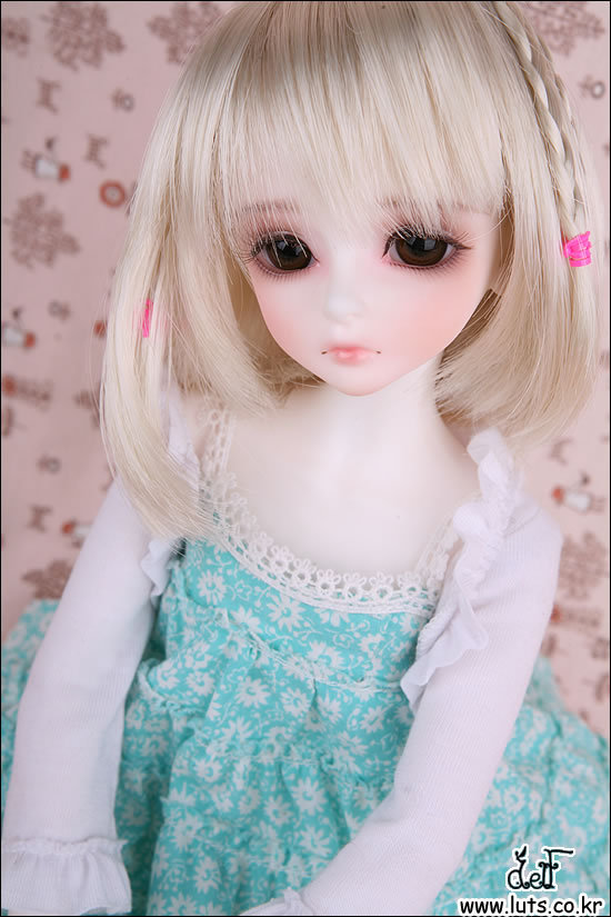 Free shipping 1/4th scale 42cm  BJD nude doll DIY Make up,Dress up.LUTS SD doll Kid Delf Girl BORY .not included Apparel and wig<br><br>Aliexpress