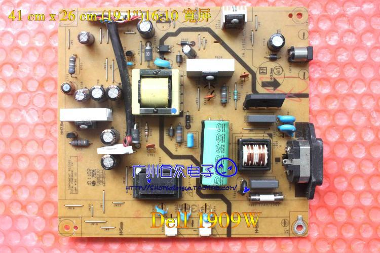 Free shipping! ! ! Original testing work Monitor 1909W power board power board pressure plate 4H.1A902.AF0(China (Mainland))