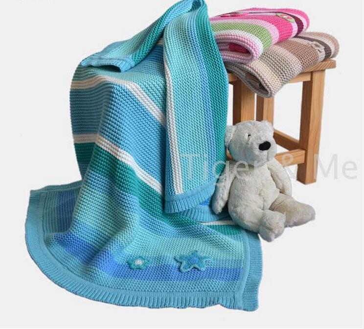 2014 Spring Autumn Baby Blanket 100 Cotton Frozen Blanket