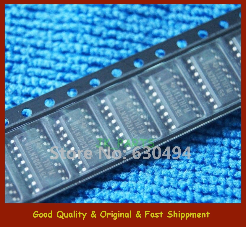1ULN2003ADR ULN2003A ULN2003 Transistor Arrays SOP - Promise New and Original store