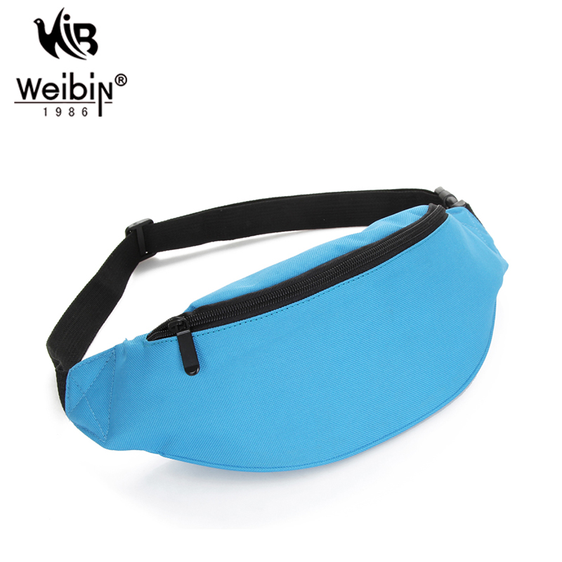 ALL OF U New Men Waist Pack Fashion Nylon Chest Bag Running Small Bags Cycling Hiking Sport Bag For Men And Women Coin Purse(China (Mainland))