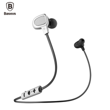 Buy Baseus B15 Auriculares Bluetooth Earphone 4.1 Headphone Microphone Stereo Earbuds iPhone Xiaomi Android Phone for $18.49 in AliExpress store