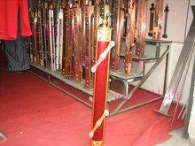 freeshipping 850mm Customize stair railing fence aluminum magnesium alloy clip wood(China (Mainland))