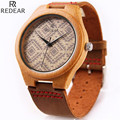 the best new Mens Luxury Top Brand Design Watch Men Wood Wristwatches Designer Watches Luxury Bamboo