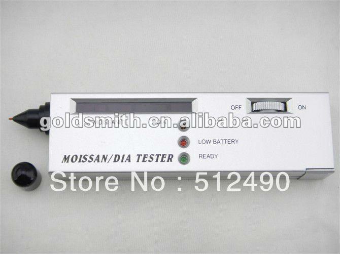 Moissanite Tester Инструкция