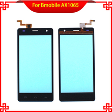 Touch Screen New Band 5PCS/Lot Panel For Bmobile AX1065 1065 Mobile Phone Touch Repair Parts With Gift