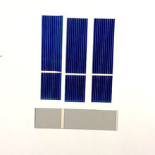 50pcs 78x19 mm solar cell cells phone battery charger poly solar panel DIY(China (Mainland))