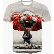mens t shirts fashion 2016 New 3d t-shirt men/boy brand t shirt casual sexy Hip Hop tops Tee shirt Harajuku Camisetas hombre(China (Mainland))