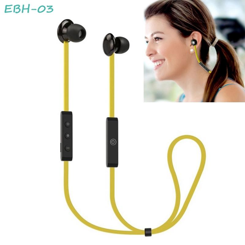 Bluetooth 4.1 Neckband Headphone CSR8645 Sport Running Ultra Light Earphones Stereo Headphone with Volume Control for Mobile <br><br>Aliexpress