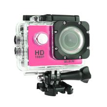 "Goldfox SJ7000 2"" Mini Camcorders Sports Action Cam 1080P WIFI 12MP Waterproof Sport DV Helmet Cameras 1 extra battery 32GB Card(China (Mainland))"