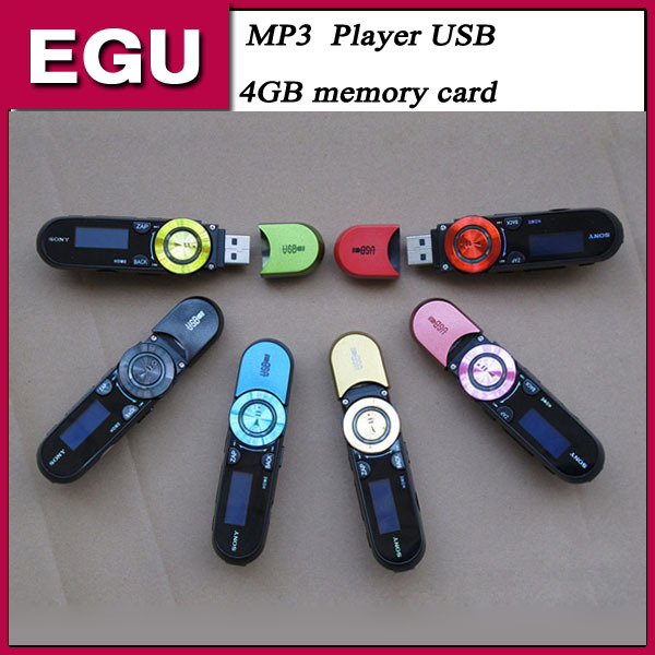 New High Quality Fashion Portable Mini 8GB USB MP3 Music Player HD LCD Screen FM Radio Support Voice Recorder with Earphone(China (Mainland))