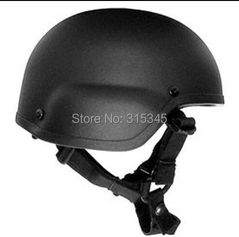 Black M88 Bulletproof FAST Kevlar Combat Helmet(China (Mainland))