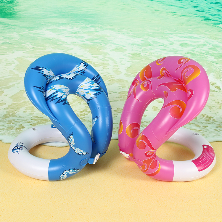 0.34mm Thick Inflatable Swim Arm Rings Pool Toys Children Adult water toy Swimming Laps Baby Float Circle Kids Adults Life Vest(China (Mainland))