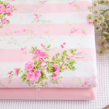 2016 Time-Limited Warp Knitting Fabric Cloth Textile For Kids 100 Cotton Printed Fabrics For Patchwork Upholstery Fabric Sofa(China (Mainland))