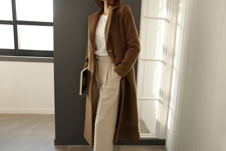 Popular Ankle Wool Coat-Buy Cheap Ankle Wool Coat lots from China