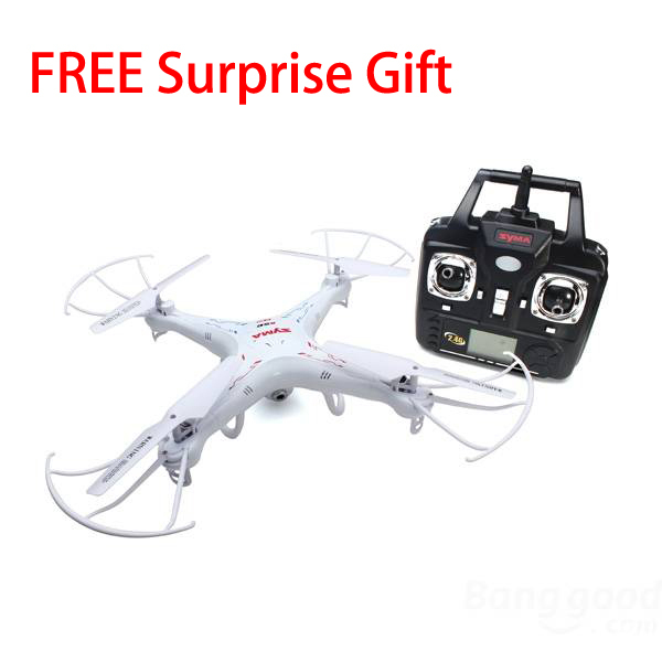 Original Package New Version Syma X5C X5C-1 Drone 2.4G Remote Control Toys 4CH RC Quadcopter With 2MP Camera