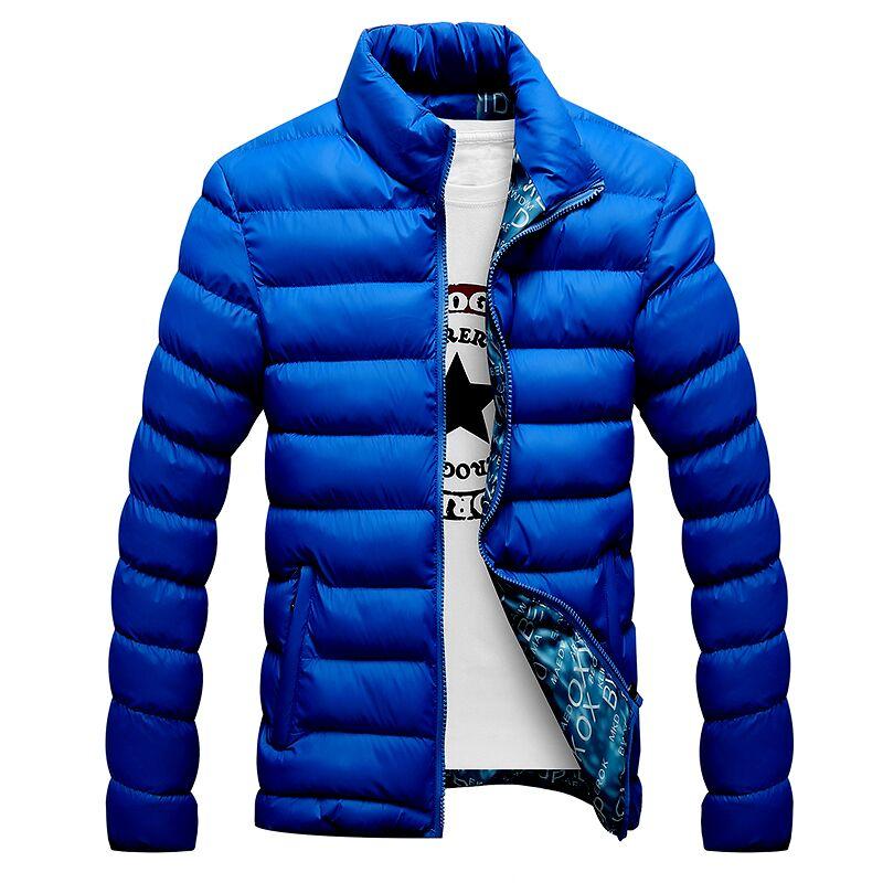 2017 Brand New Men Jacket Autumn Winter Hot Sale High Quality Men Fashion Coat Casual Outwear Cool Design Warm Jacket Men M-4XL(China (Mainland))