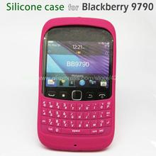Phone case for Blackberry 9790 silicone 3D keypad original mobile covers 9790 soft defender cases with keyboard Free shipping(China (Mainland))