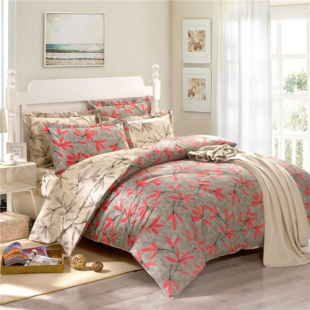 Organic Cotton Queen Size Bed Sheets Bedding Set In Bedding Sets From Home A