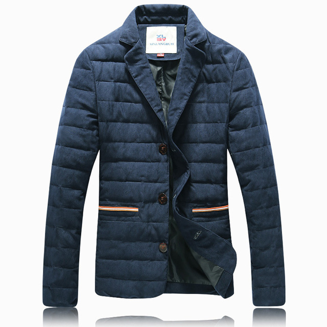Canada Goose jackets replica discounts - Winter keep warm new suit down jacket white goose down turn down ...