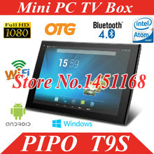 PIPO T9S 3G Phone Call Tablet PC 8.9 Inch Android 4.4 MTK6592 Octa Core 1.7GHz IPS 1920x1200 2GB RAM 32GB ROM 5MP+13MP GPS WIFI(China (Mainland))