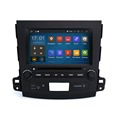 8 Quad Core 1024x600 Android 5 1 1 Car DVD for Mitsubishi Outlander 2006 2012 BT