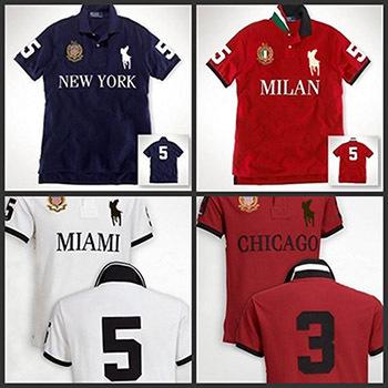 polos For&2015 hilfigerlying Solid shirt(China (Mainland))
