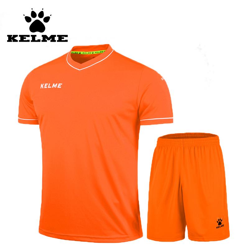 KELME 2016 Brand Cheap Children Jerseys Summer Short Tracksuits Soccer Kids Kit Football Training Suits Boys Uniforms On Sale 63(China (Mainland))