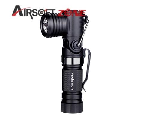 Super Fenix MC11 Angle Light CREE XP-G2 R5 Lanternas Lanterna 4 Mode 155 Lumens 1.5V AA Flashlight Black LED Light for Camping