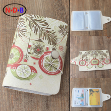 Buy  (Card & ID Holders)Lovely leisure card package printing multi card card packs male female students Christmas gift XKB1048 for $2.84 in AliExpress store
