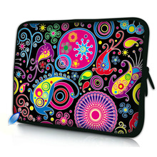 2015 New Laptop Sleeve Bag Case Carrying Handle Bag For 9.7 10 13 13.3 15 15.4 1 5.6 Inch Apple Dell Notebook Netbook PC