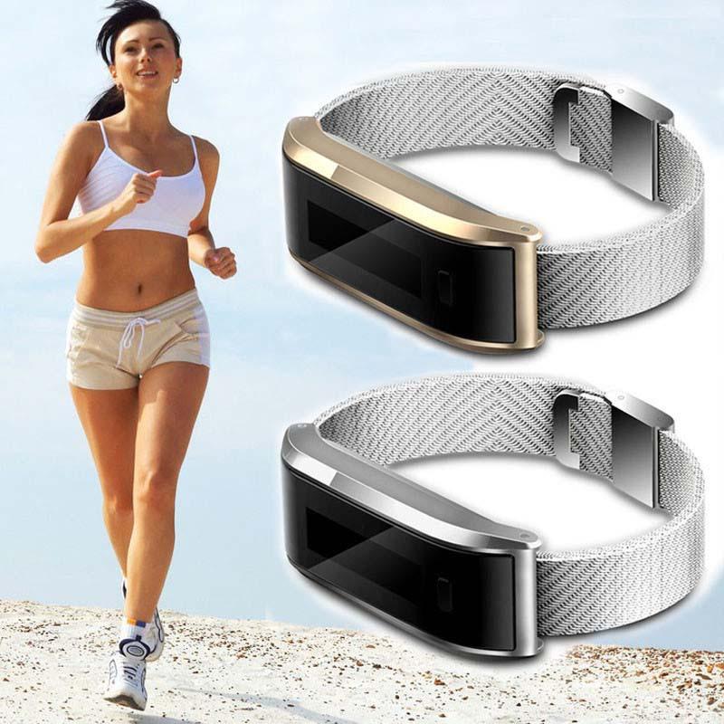 Smartband Smart bracelet Wristband Fitness Pedometer Step Walking Calorie tracker Bluetooth 4.0 Watch ios android - Jinser Ltd's store