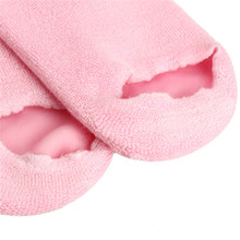 Moisturizing Spa Socks
