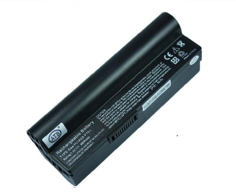 Здесь можно купить  FOR   Asus A22-P701 battery Eee PC 700 701 900 Laptop Battery Black   Компьютер & сеть
