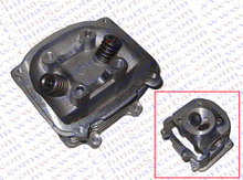 Performance GY6 250cc 63mm Cylinder Head Assy with Valves 157QMJ ATV Go Kart Buggy Scooter Quad Kazuma Jonway Baotian Znen Parts