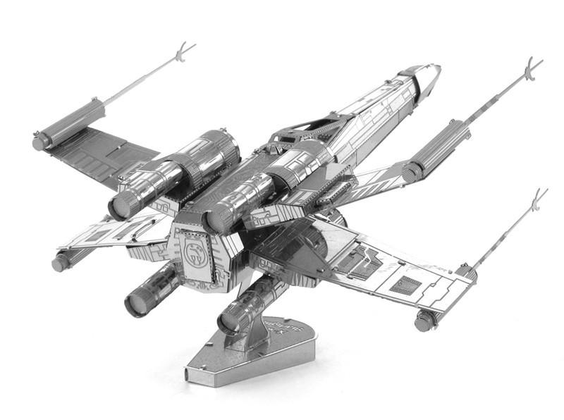 Star Wars Model Building Kits 3D Scale Models DIY Metallic Nano Puzzle Toys 2015 Hot sale Free Shipping(China (Mainland))