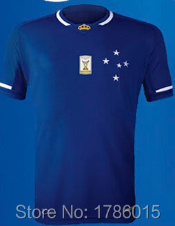 3A+ Thai 2015-16 Pakistan a new season Cruzeiro home court football clothes can be customized(China (Mainland))